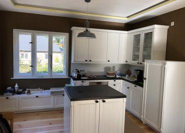 Landhausküche im Kundenauftrag